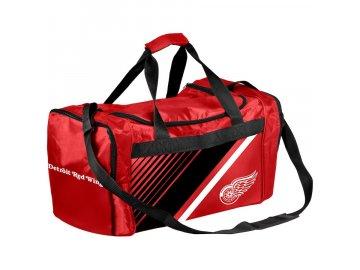 Sportovní Taška Detroit Red Wings Border Stripe Duffel Bag