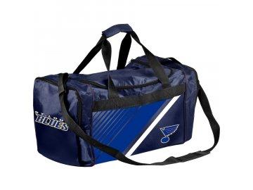 Sportovní Taška St. Louis Blues Border Stripe Duffel Bag
