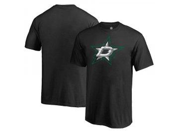 Dětské Tričko Dallas Stars Splatter Logo