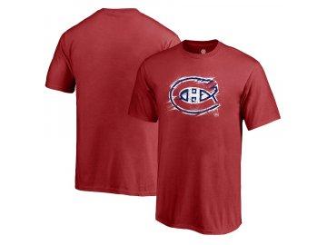 Dětské Tričko Montreal Canadiens Splatter Logo