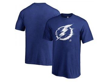 Dětské Tričko Tampa Bay Lightning Splatter Logo