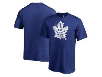 Dětské Tričko Toronto Maple Leafs Splatter Logo