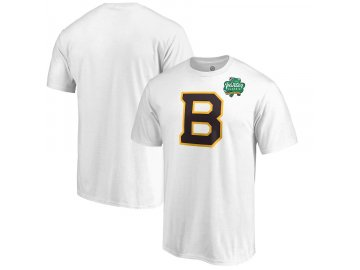 Tričko Boston Bruins 2019 NHL Winter Classic Primary Logo