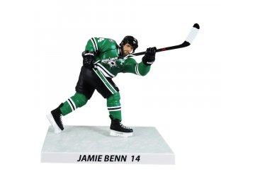 Figurka #14 Jamie Benn Dallas Stars Imports Dragon Player Replica