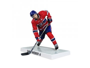 Figurka #6 Shea Weber Montréal Canadiens Imports Dragon Player Replica