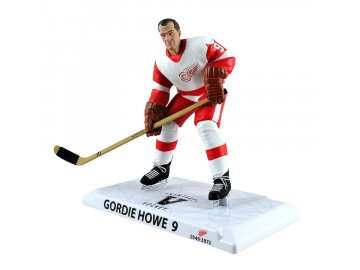 Figurka #9 Gordie Howe Detroit Red Wings Imports Dragon Player Replica
