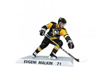 Figurka #71 Evgeni Malkin Pittsburgh Penguins Imports Dragon Player Replica