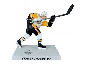Figurka #87 Sidney Crosby Pittsburgh Penguins Imports Dragon 2017 Stanley Cup Champions