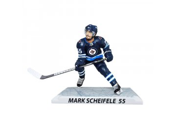 Figurka #55 Mark Scheifele Winnipeg Jets Imports Dragon Player Replica