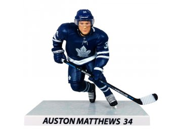 Figurka #34 Auston Matthews Toronto Maple Leafs Imports Dragon Player Replica
