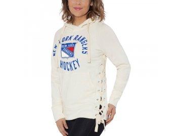 Dámská Mikina New York Rangers Weekend Raglan Pullover Hoodie