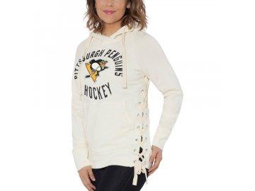 Dámská Mikina Pittsburgh Penguins Weekend Raglan Pullover Hoodie