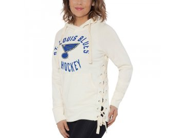Dámská Mikina St. Louis Blues Weekend Raglan Pullover Hoodie