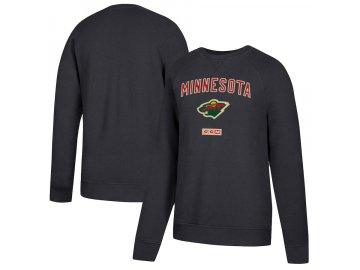 Mikina Minnesota Wild CCM Fleece Pullover