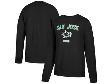 Mikina San Jose Sharks CCM Fleece Pullover