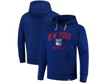 Mikina New York Rangers Indestructible Pullover Hoodie