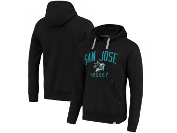 Mikina San Jose Sharks Indestructible Pullover Hoodie
