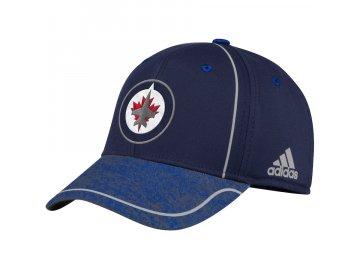 Kšiltovka Winnipeg Jets Adidas Alpha Flex