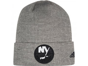 Zimní Čepice New York Islanders Adidas India Cuffed Knit