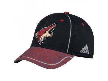 Kšiltovka Arizona Coyotes Adidas Alpha Flex