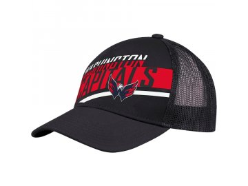 Kšiltovka Washington Capitals Adidas Laser Trucker