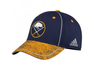 Kšiltovka Buffalo Sabres Adidas Alpha Flex