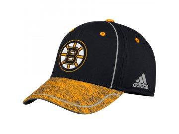 Kšiltovka Boston Bruins Adidas Alpha Flex