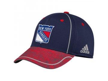 Kšiltovka New York Rangers Adidas Alpha Flex