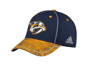 Kšiltovka Nashville Predators Adidas Alpha Flex