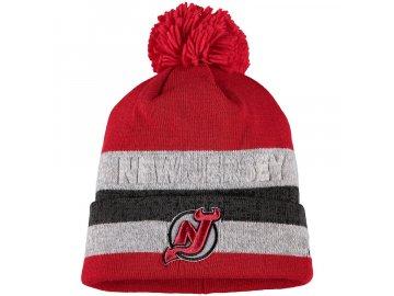 Zimní Čepice New Jersey Devils Adidas Juliet