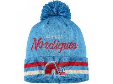 Zimní Čepice Québec Nordiques Adidas Culture
