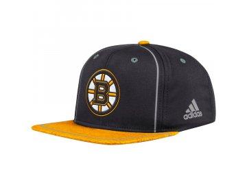 Kšiltovka Boston Bruins Adidas Bravo Snapback