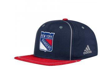 Kšiltovka New York Rangers Adidas Bravo Snapback