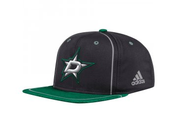 Kšiltovka Dallas Stars Adidas Bravo Snapback