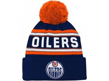Dětský Kulich Edmonton Oilers Wordmark