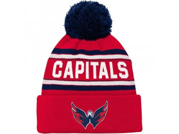 Dětský Kulich Washington Capitals Wordmark