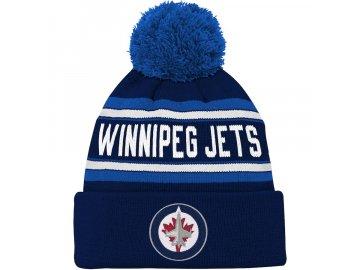 Dětský Kulich Winnipeg Jets Wordmark