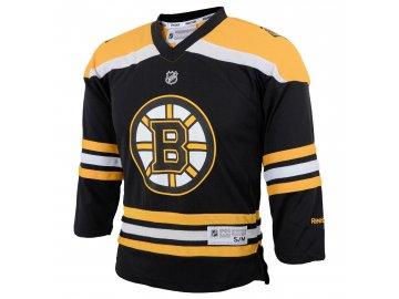 Dětský dres Boston Bruins Reebok Replica Home