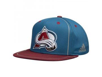 Kšiltovka Colorado Avalanche Adidas Bravo Snapback