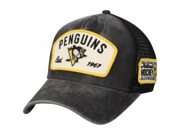 Kšiltovka Pittsburgh Penguins Bennett Trucker