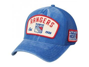 Kšiltovka New York Rangers Bennett Trucker