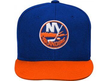 Dětská Kšiltovka New York Islanders Two-Tone Flatbrim Snapback