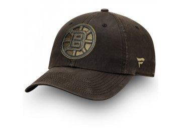 Kšiltovka Boston Bruins Lux Fundamental