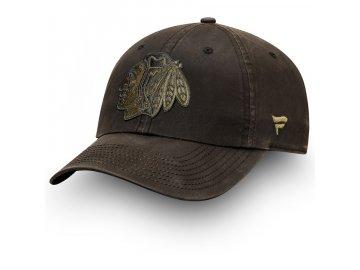 Kšiltovka Chicago Blackhawks Lux Fundamental