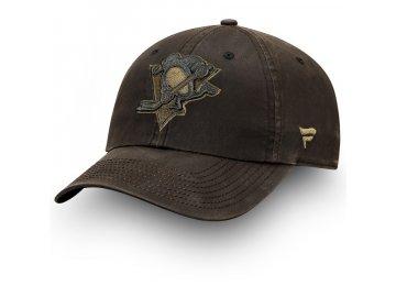 Kšiltovka Pittsburgh Penguins Lux Fundamental