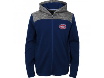 Dětská Mikina Montreal Canadiens Centripedal Full-Zip Hoodie