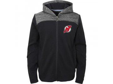 Dětská Mikina New Jersey Devils Centripedal Full-Zip Hoodie