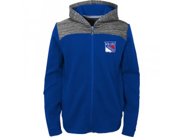 Dětská Mikina New York Rangers Centripedal Full-Zip Hoodie