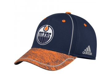 Kšiltovka Edmonton Oilers Adidas Alpha Flex