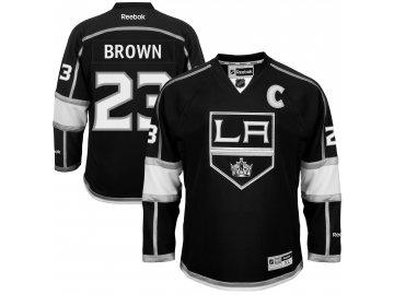 Dětský dres Los Angeles Kings #23 Dustin Brown Reebok Premier Home